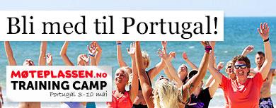 Följ med till Portugal - Mötesplatsen Training Camp 2014
