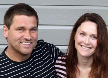 Heidi & Ronny fant kjærligheten på Møteplassen